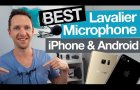 Best iPhone Microphone (& Android): RODE vs iRig vs BOYA Lavalier Mics!