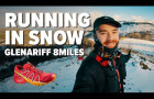 Salomon Speedcross 4 GTX Test & Review in Snow at Glenariff
