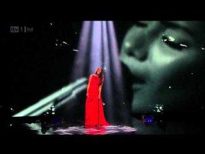 Leona Lewis - Hurt  @ The X Factor 2011 UK Live Show Finals (10.12.11)