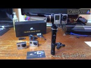 Feiyutech FYG4 gimbal for GoPro Hero cameras - review