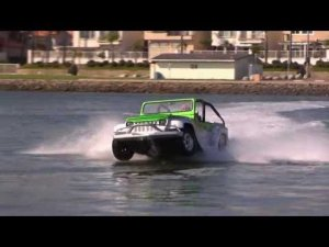 WaterCar Panther - Fastest Amphibious Car in the World - www.WaterCar.com