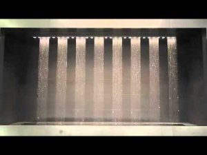 Waterfall Graphic Print [Osaka Station City] 1