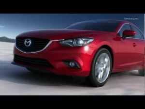 2013 Mazda6 Launch Film